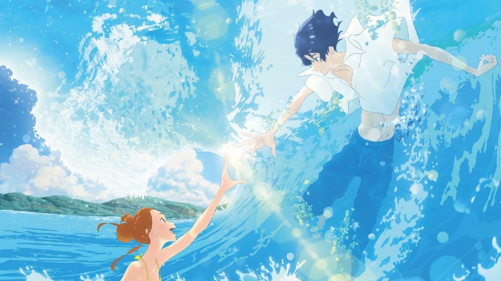 剧场版动画《若与你共乘波浪之上》公开