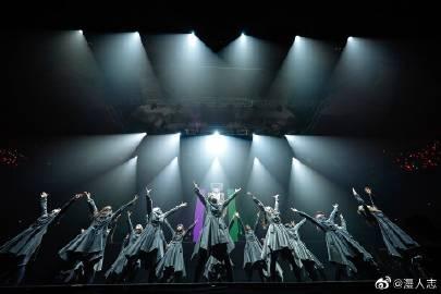 欅坂46在東京・日本武道館举办演唱会